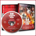 56 csepp v�r DVD